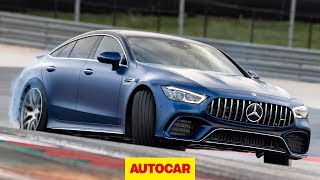 Фото с обложки 2019 Mercedes-Amg Gt63 S - Amg'S Answer To The Porsche Panamera? | Autocar