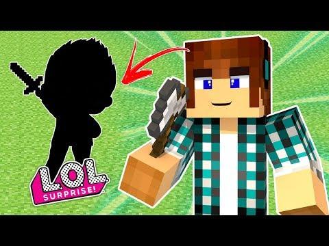 LOL Surprise do AuthenticGames [Roblox Minecraft] Ultra Rara | PalitoMania