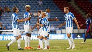 ⚽️ HIGHLIGHTS | Huddersfield Town 3-1 Olympique Lyonnais