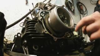 Плохо заводится и не стабильно работает двигатель мотоцикла