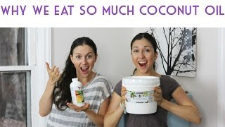 Coconut Oil And Post Partum Core And Breastfeeding