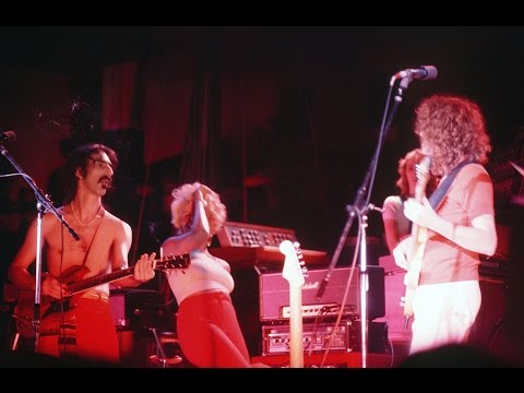 10 24 76 Boston, MA - Frank Zappa 1976 fall tour (Why Bianca Quit)