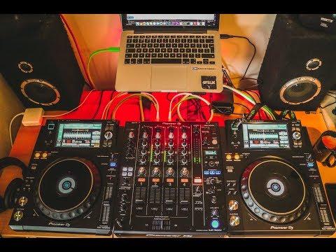 Techno Yearmix 2017 | XDJ-1000 MK2's | DJM-750 MK2