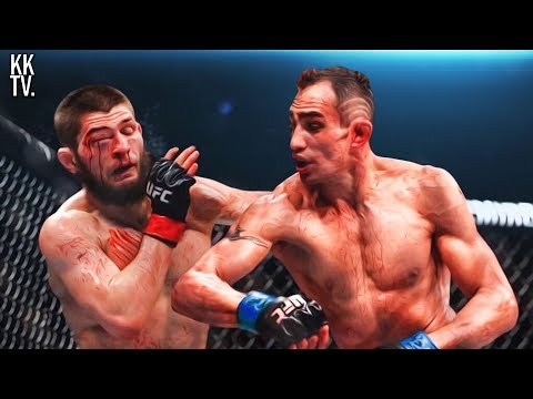 The Nightmare Of Khabib Nurmagomedov - Tony Ferguson! ????