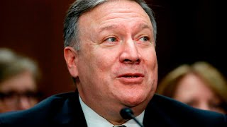 Senate Foreign Relations Committee endorses Pompeo for secretary of state