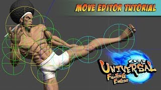 UFE Move Editor Tutorial HD