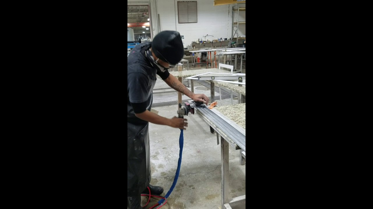 The Countertop Fabrication Process - Great Lakes Granite & Marble
