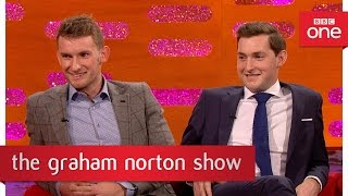 The ODonovan Brothers On Olympic Success   The Graham Norton Show 2016 New Years Eve   BBC