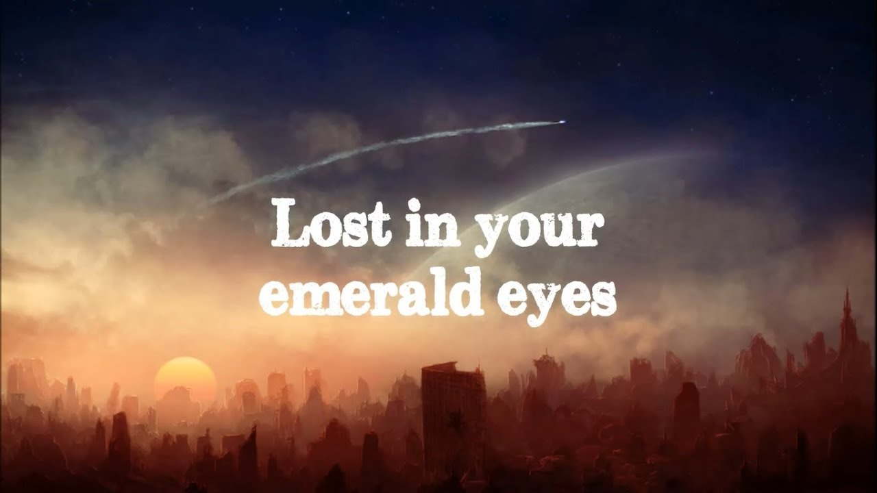 Download Anson Seabra – Emerald Eyes (Lyric Video)