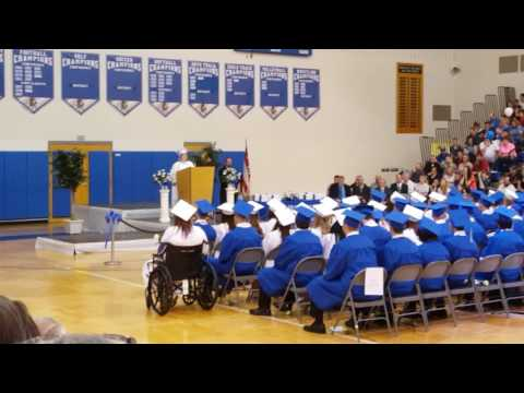 """The Loan That I Want"" Valedictorian Speech/Song from Grand Valley High School"