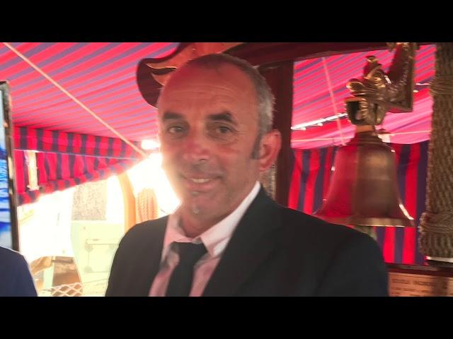 12-09-2019 Intervista del Sindaco di Pantelleria Campo a Radio Dream on Fly
