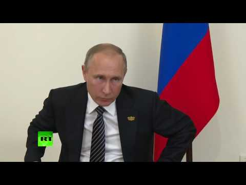 'No way!' – Putin on alleviating  Russia's counter-sanctions (English subtitles)