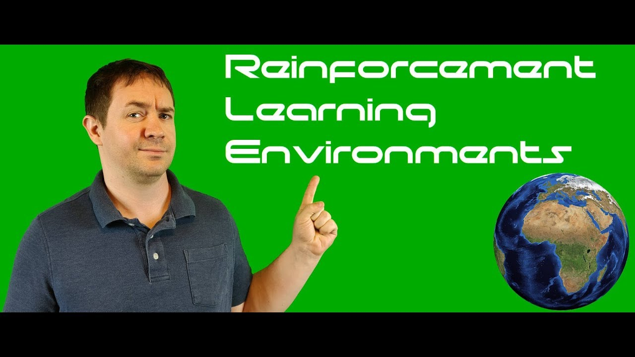 How To Create Your Own Reinforcement Learning Environments | Tutorial |  Part 1