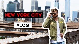 NEW YORK CITY VLOG - wieżowce, jacht, supreme shop