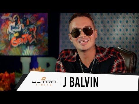 """J Balvin nos habla de su nueva canción """"Mi Gente"""", Energia Tour y mas"""
