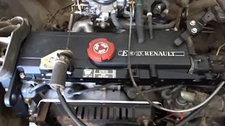 moteur clio chipie energy  essence - محرك رينو كليو انرجى بنزين