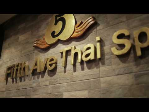 Thai  Spa in New York @ Fifth Ave