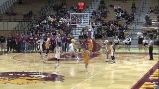 Highlights: NSU Men's Basketball vs Concordia-St. Paul 2/27/19