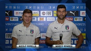 UEFA Nations League Quiz: Barella vs Benassi