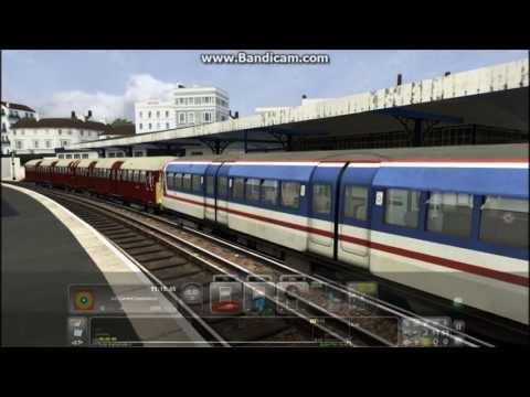 Train Simulator 2013 HD: British Rail Class 483 On Isle of Wight's Island Line  