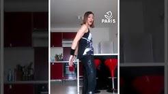 Paris chez vous : 30 minutes de sport confiné avec Linda, coach sportif à la Ville de Paris