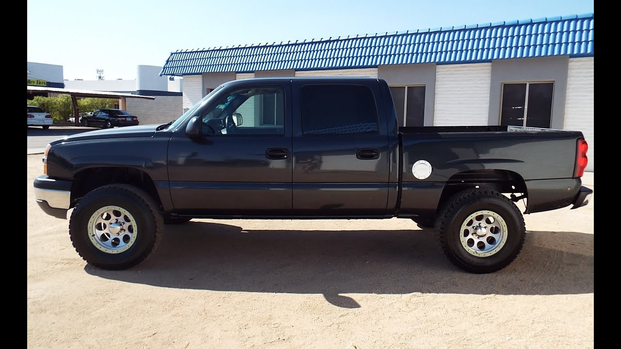 2005 chevrolet silverado 1500 ls custom rims pr1308 youtube. Black Bedroom Furniture Sets. Home Design Ideas