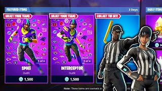 "*NEW* NFL ""FOOTBALL"" SKIN GAMEPLAY Showcase (""JUKE"" OUTFIT) 