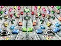 Cars Racing Cars 3 - Racing Lightning Mcqueen Cars 3 - New Year 2019 - Cars For Kids