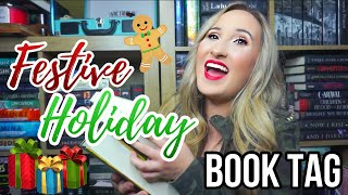 Festive Holiday Book Tag