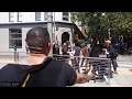 Beaten and Pepper Sprayed Proud Boy vs Antifa (Seattle 6/10/17)