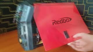 redbo MIG 290: Краткий видео-обзор