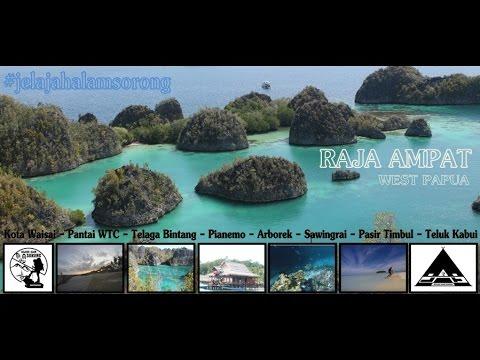 Wisata Raja Amapat Waisai West Papuan | Wonderful Papua Indonesia