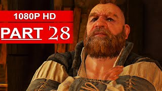 The Witcher 3 Gameplay Walkthrough Part 28 [1080p HD] Witcher 3 Wild Hunt - No Commentary