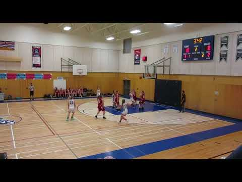 SRT GRADE 9'S VS MAPLE RIDGE SECONDARY GRADE 9'S, JUNIOR GIRLS BASKETBALL, MRPMSS EXHIBITION GAME, T