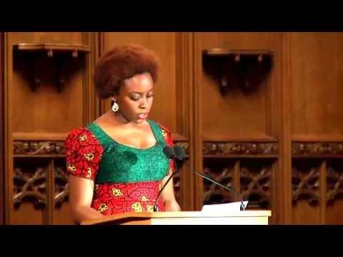 Chimamanda Ngozi Adichie: Commonwealth Lecture 2012