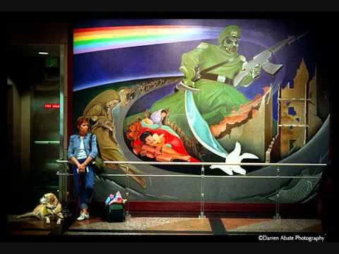 New world order denver international airport conspiracy for Denver airport mural conspiracy