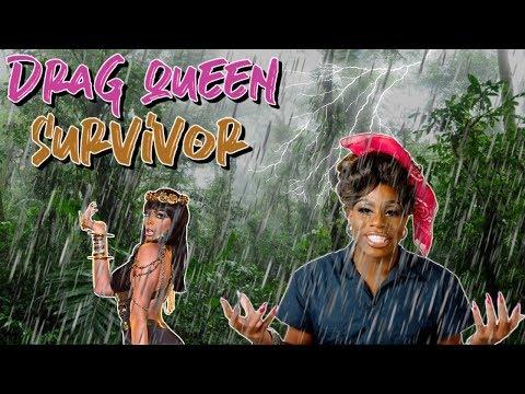 LET THE RAIN FALL DOWN - Drag Queen Survivor #3 | The Sims 4 thumbnail