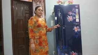 Fridge deep cleaning routine | 2020 | 🌹Haridwar Family vlogs 🌹