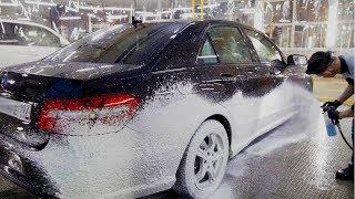 как идеально помыть машину! BlackStar carwash (мойка) или Detailing Alarm?