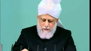 Obedience to the State, Friday Sermon 1st April 2011,anglais clip4