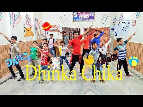 Dhinka Chika Dance Performance (For Boys And Kids)