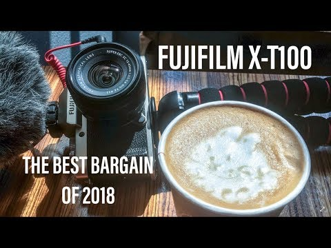 Fujifilm X-T100 - The BEST Camera Bargain Of 2018