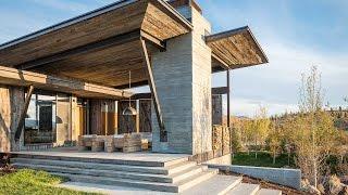 видео Интерьер дома - ТОП-50 фото дизайна загородных домов