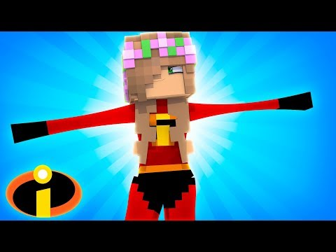 MRS. INCREDIBLE FIGHTS SCREEN SLAVER! | Minecraft Little Kelly