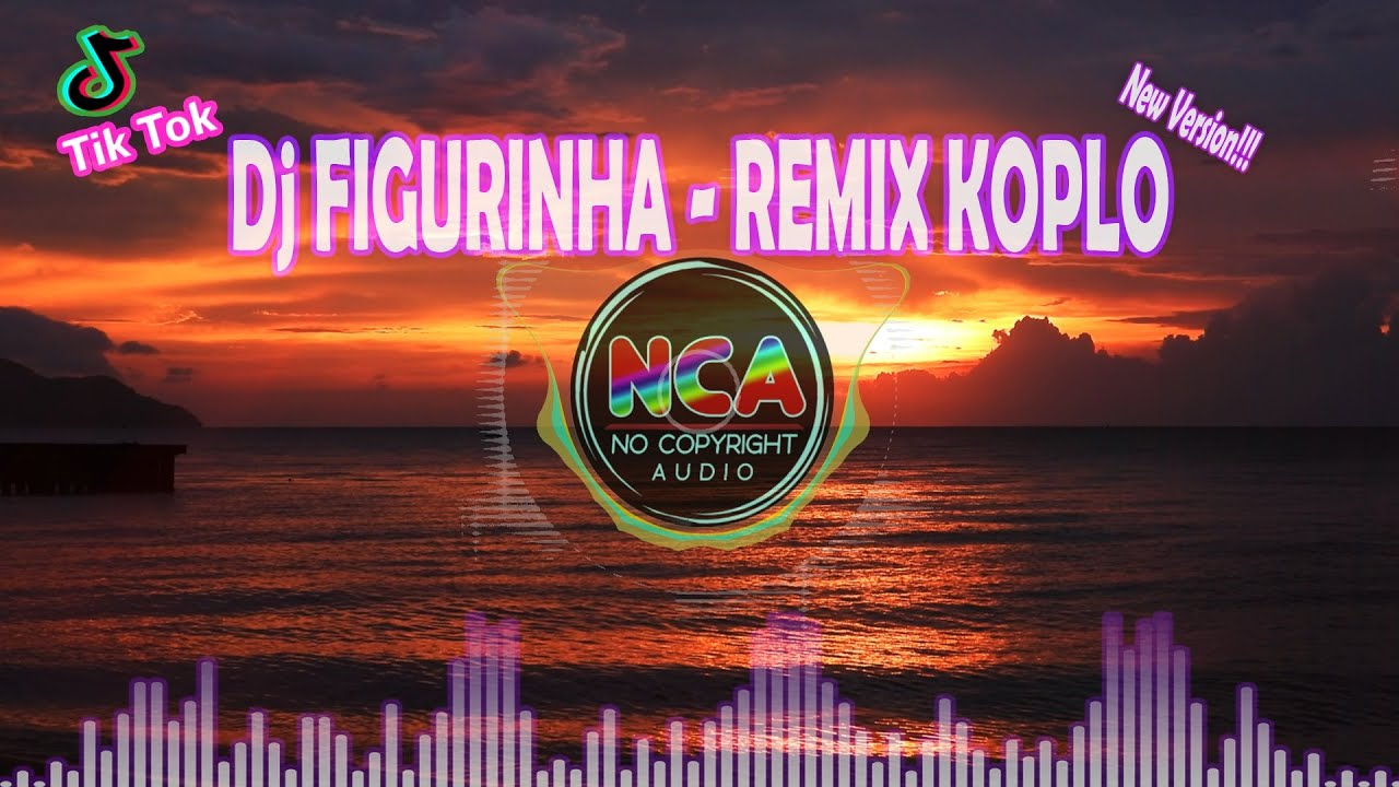 DJ FIGURINHA TIK TOK SLOW REMIX KOPLO | DOUGLAS E VINICIUS PART. MC BRUNINHO ♪ NCA FULL BASS 2021
