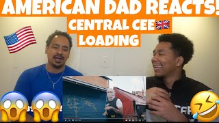 Central Cee - Loading [Music Video]   GRM Daily * AMERICAN DAD REACTS 🇺🇸 *