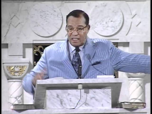 Minister Farrakhan on Ron Paul & Exposing the Federal Reserve and International Bankers