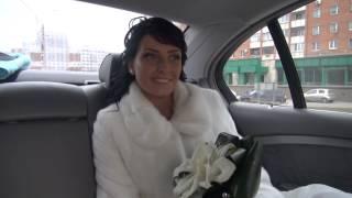 невеста едет в загс