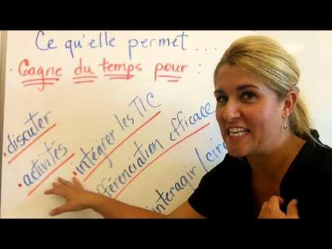 """بيداغوجيا على الطريقة الكندية : """" La Classe inversée"""" غرفة التدريس المعكوسة"""