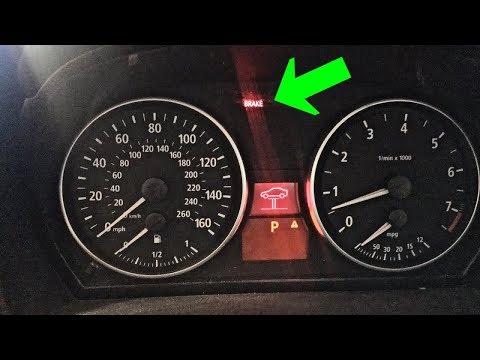 BMW BRAKE LIGHT ON CODE 5F12 5F13